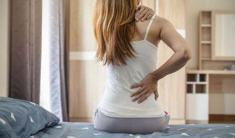 Soulager le mal de dos pendant la grossesse