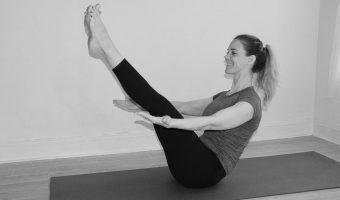 exercices de pilates pour muscler les fessiers